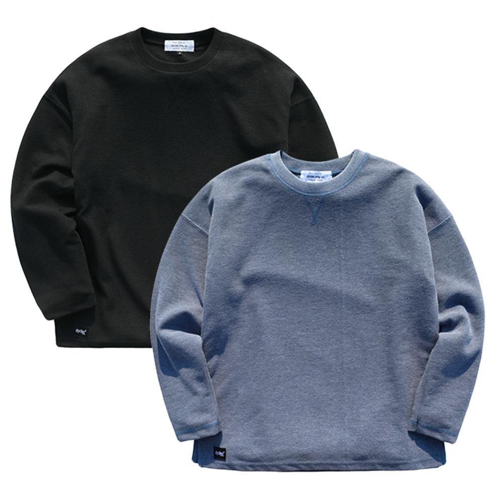 [9/17까지할인][다이클레즈] 하드워크 티셔츠 그레이 KHLT5088