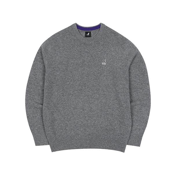 Club Knit Sweater 1806 GREY
