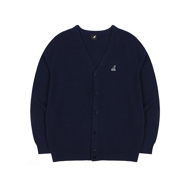 Club Knit Cardigan 1805 NAVY