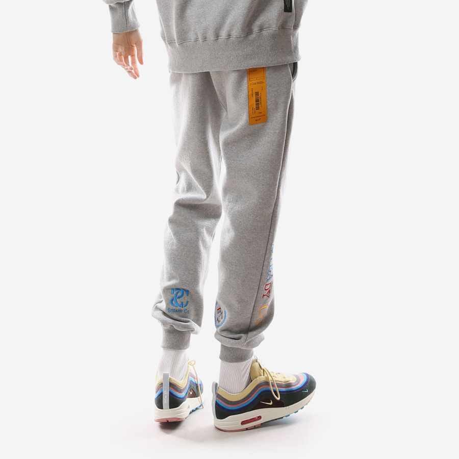 STEADY CO SWEAT PANTS M.GRAY