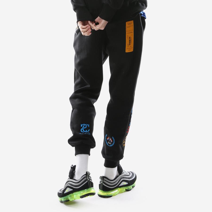 STEADY CO SWEAT PANTS BLACK