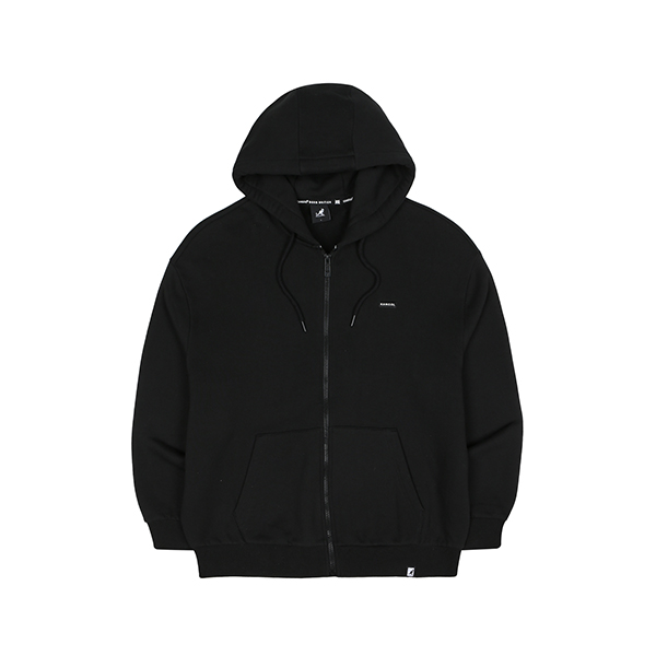 [한정특가]Club Oversize Zip-up 2113 BLACK