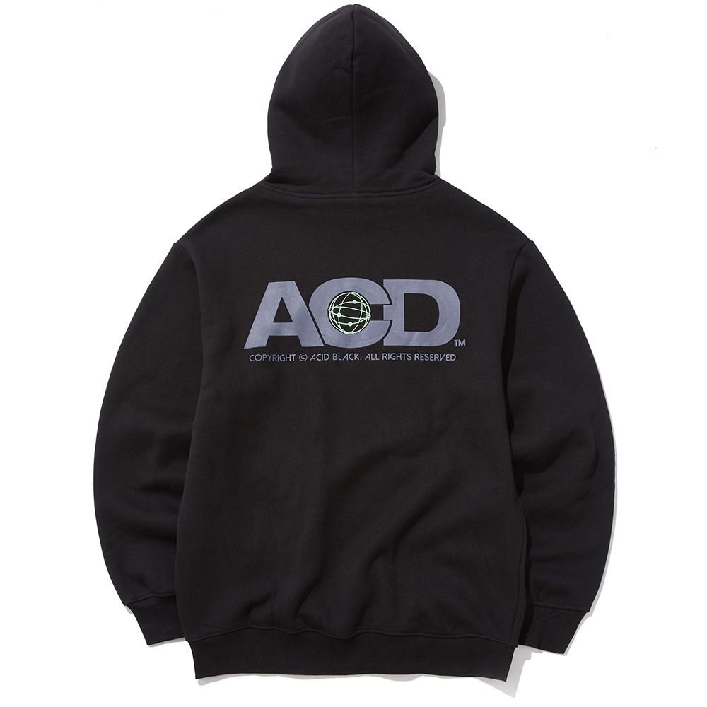 ACD SPACE HOOD (BLACK)