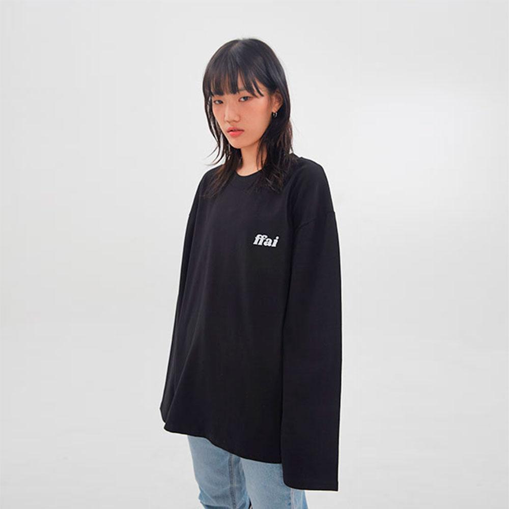 ffai BASIC T-SHIRT_Black