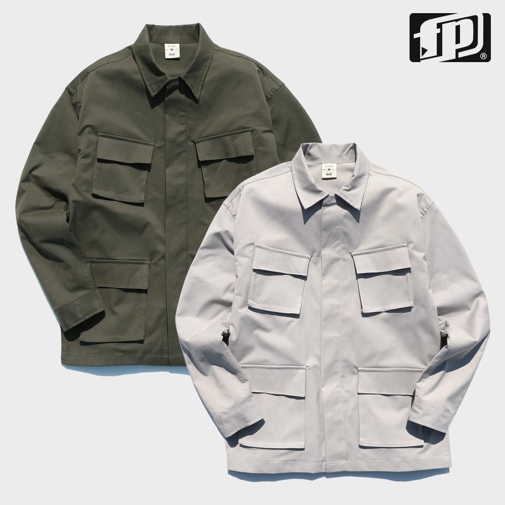 [페플] 퍼티그 포켓 셔츠 5종 SJLS1216