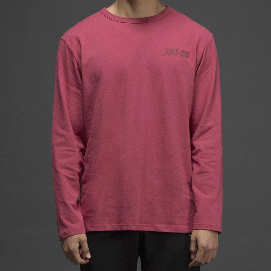 베이직 노멀 티셔츠 [pink]