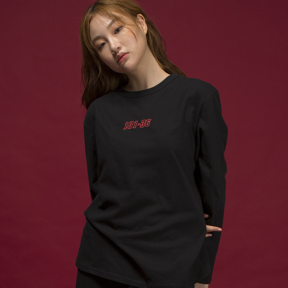레이저 발리안트 티셔츠 [black]