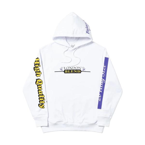 [해외]팔라스 블렌더 후드 티셔츠 화이트