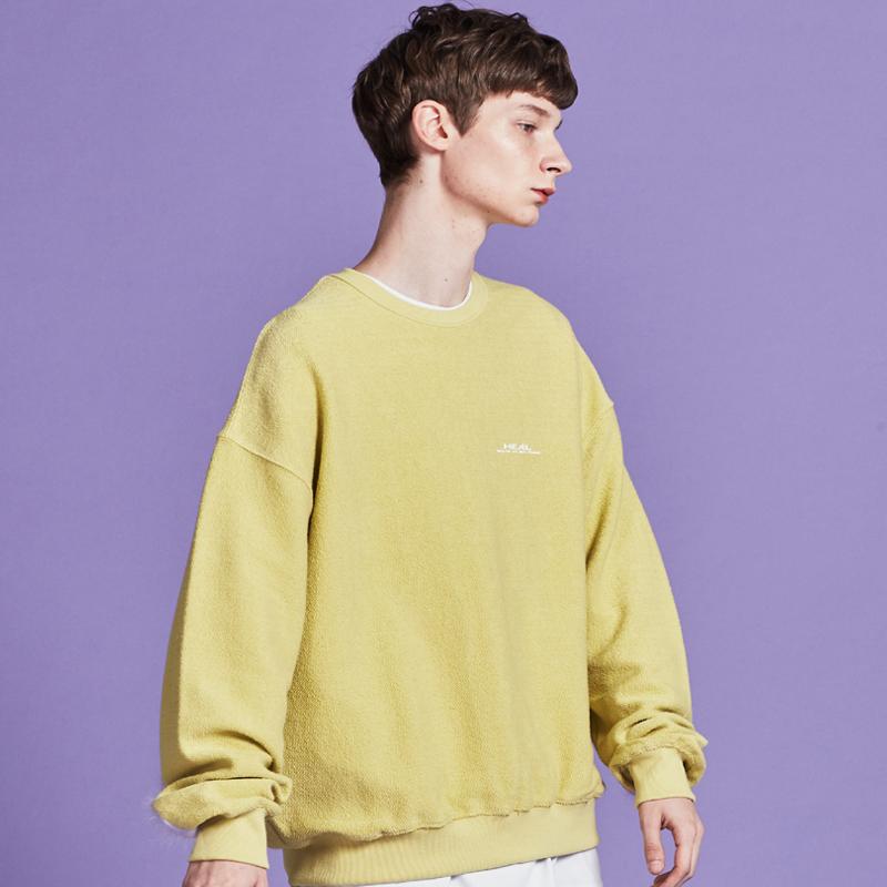 [단독할인][unisex] turkish angora mtm (yellow / lavender)