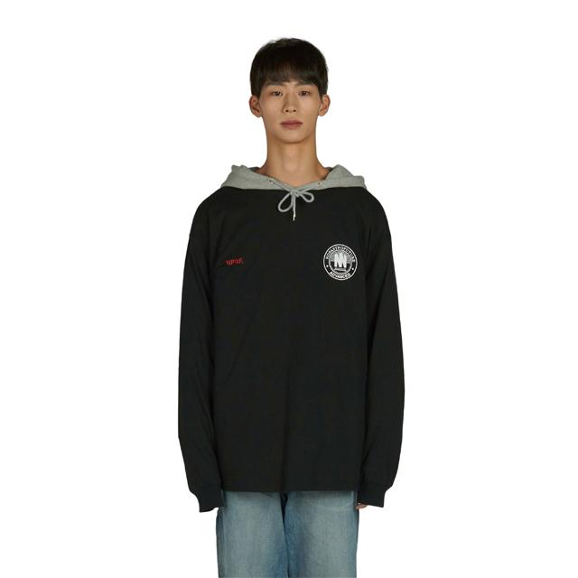 NPNF Emblem Long Sleeve - Black