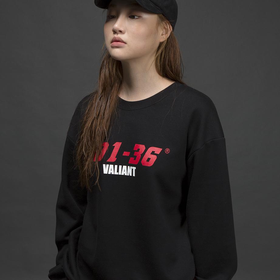 101-36 맨투맨 [black]