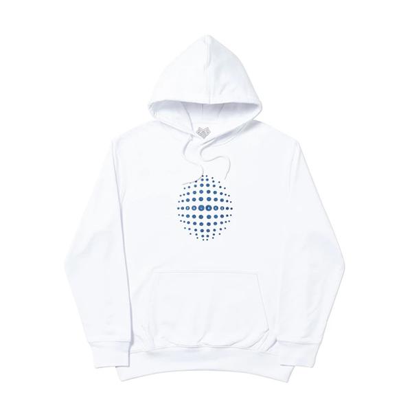 [해외]팔라스 스피어 후드 티셔츠 화이트