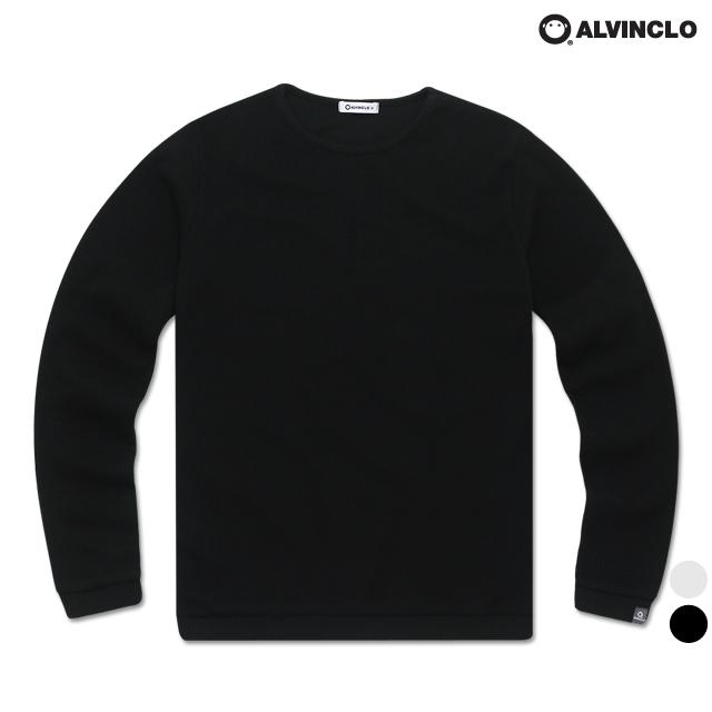 [앨빈클로]AVT-230 부드러운 와플 긴팔티셔츠
