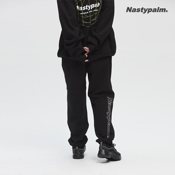 [단독][사은품 증정]LOGO SIGNATURE PANTS BLACK (FW20190916)