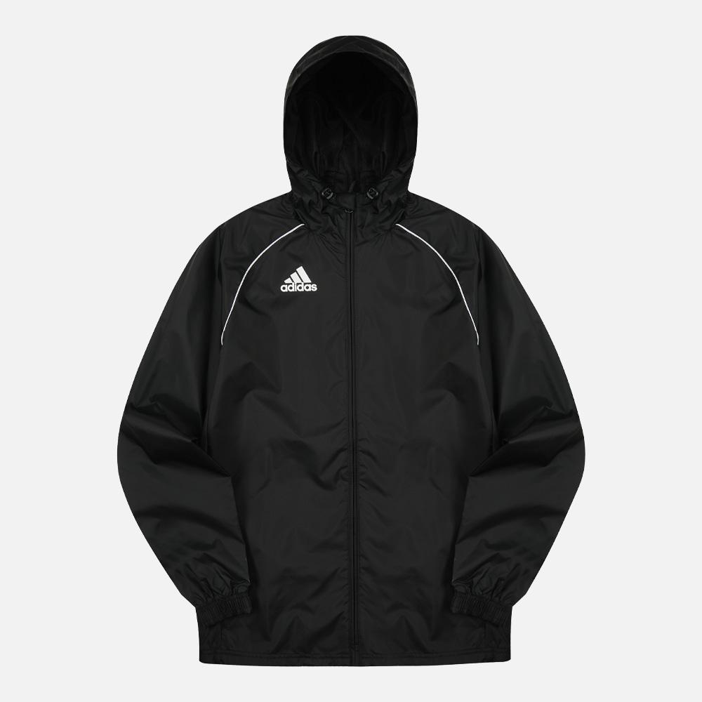 [국내배송]아디다스 코어 레인 자켓 바람막이 블랙