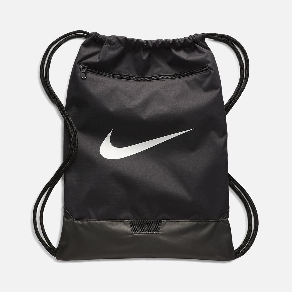 [국내배송]나이키 스우시 짐쌕 가방 블랙