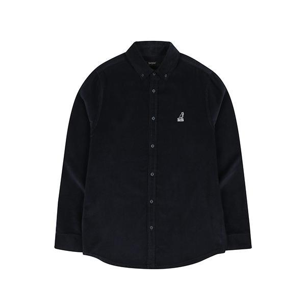 Club Corduroy Shirt 7035 NAVY