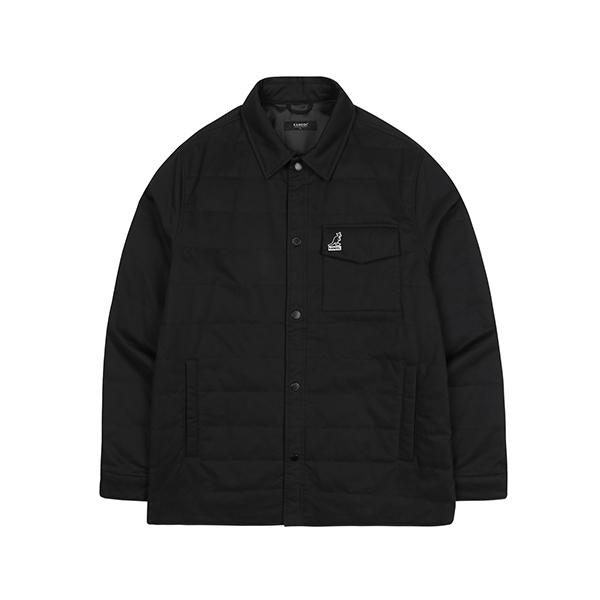 Basic Padded shirket 7038 BLACK