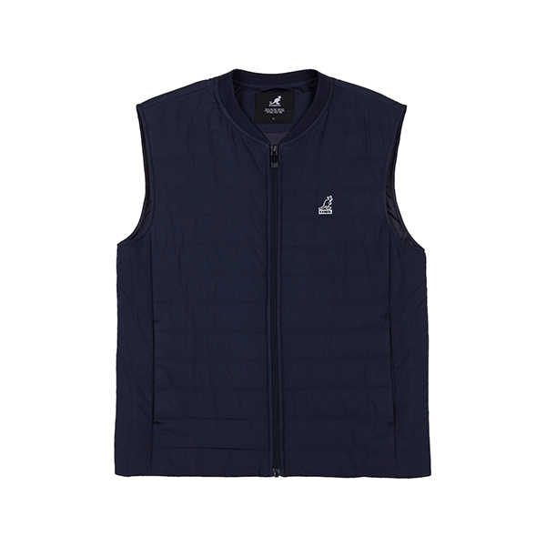 [한정특가]Lined inner vest 6112 NAVY