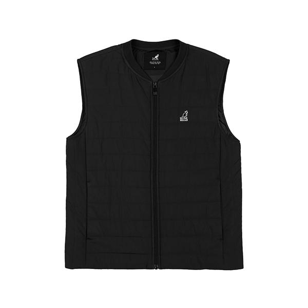 Lined inner vest 6112 BLACK