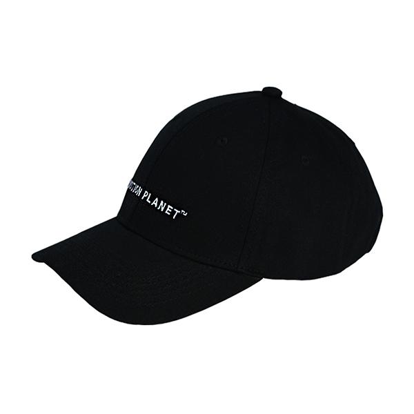 로고볼캡 BLACK