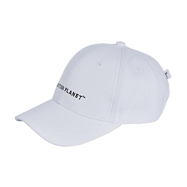 로고볼캡 WHITE
