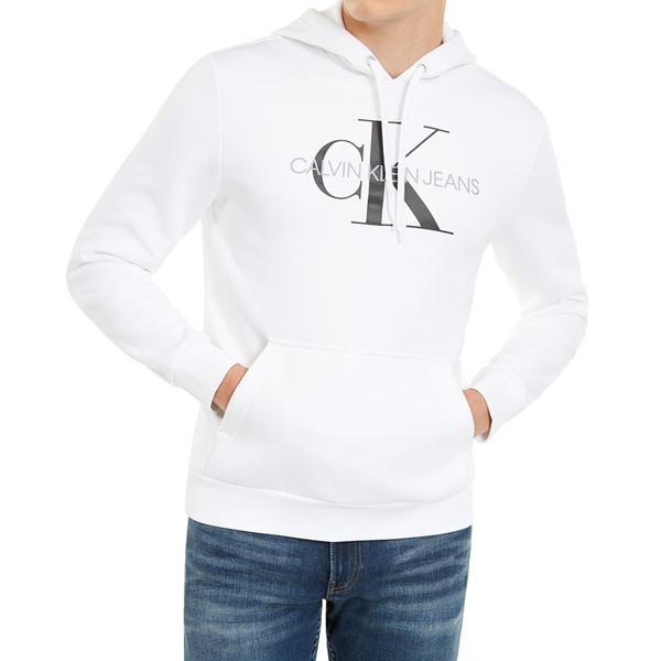 [해외]켈빈클라인 후드 티셔츠 화이트 41QP904103