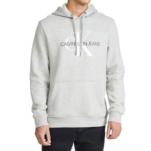 [해외]켈빈클라인 후드 티셔츠 그레이 41QP904103