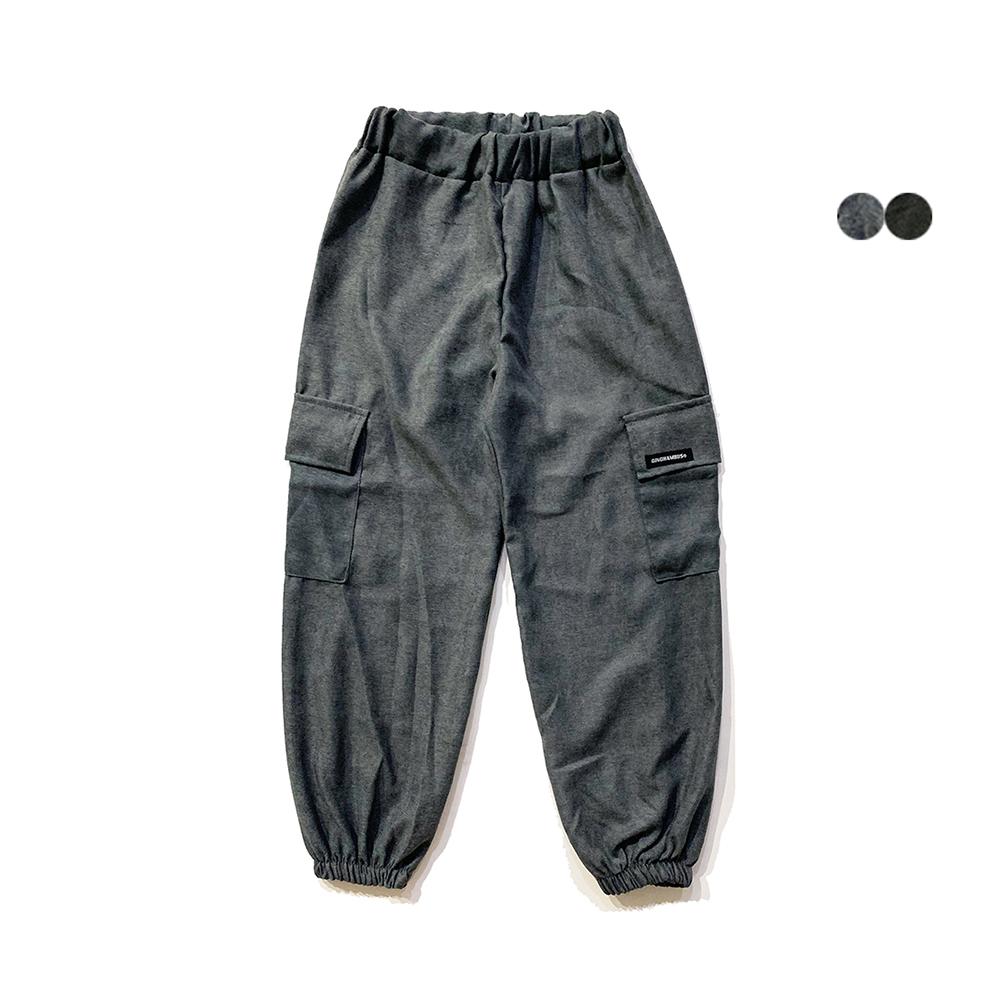 테크 카고 조거 팬츠 Tekeu Cargo Jogger Pants(2color)