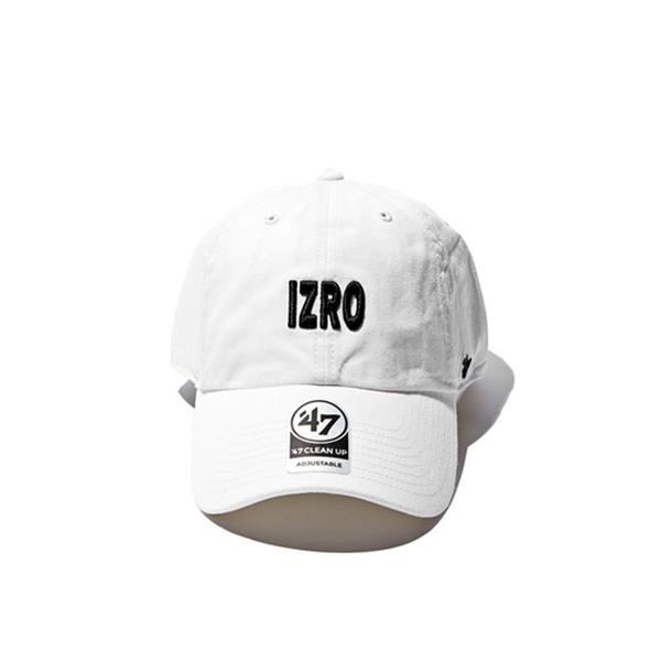 IZRO X 47BRAND CAP - WHITE