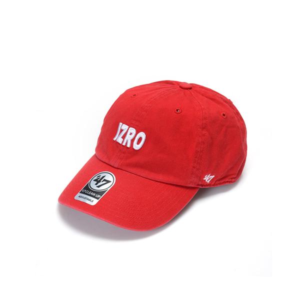 IZRO X 47BRAND CAP - RED