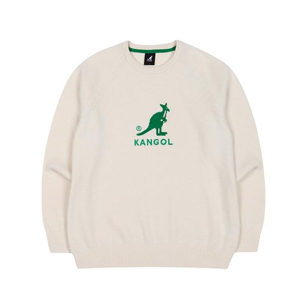 Symbol Sweater 1807 IVORY
