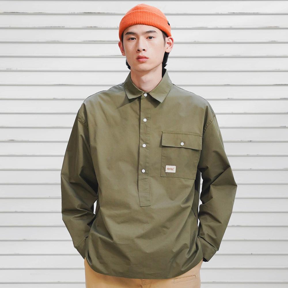 [다이클레즈]베이직 튜닉 셔츠 5종 TWLS5122