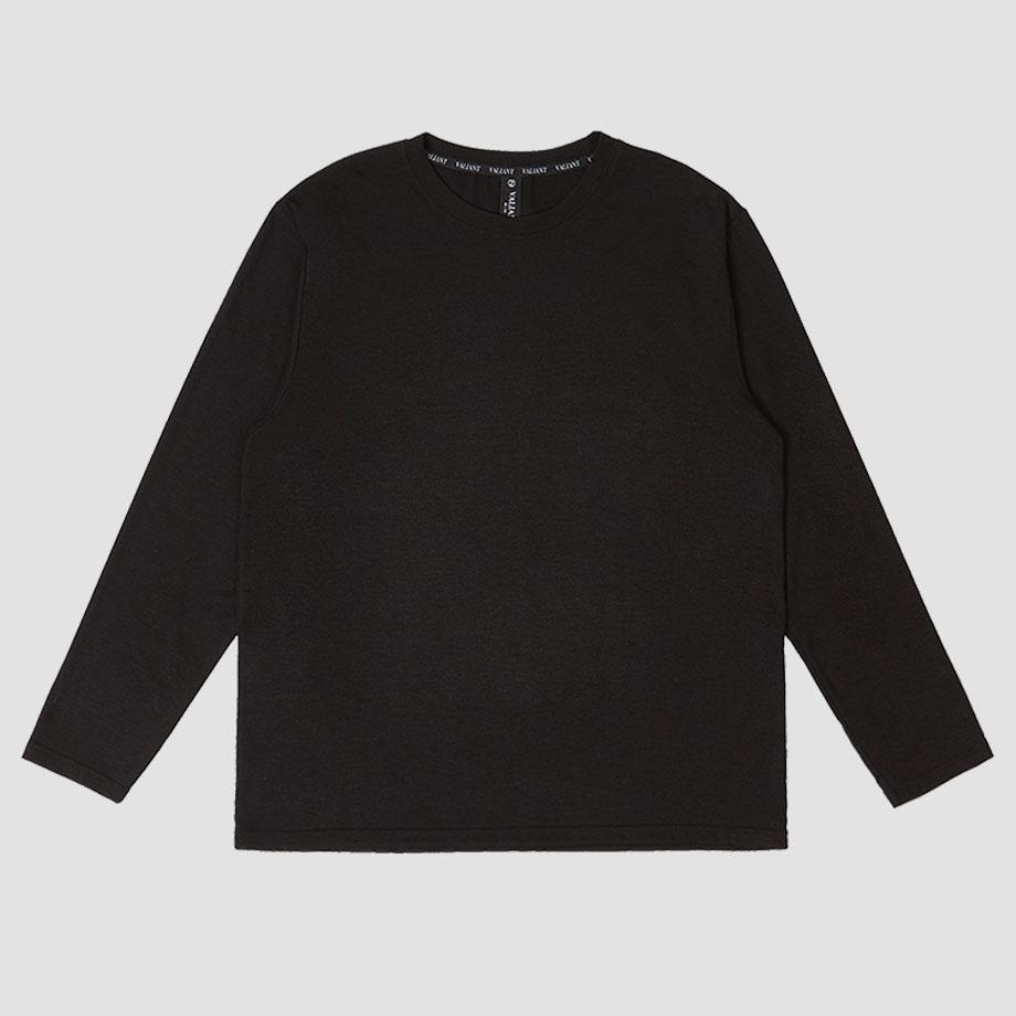 소프트 티셔츠 [black]