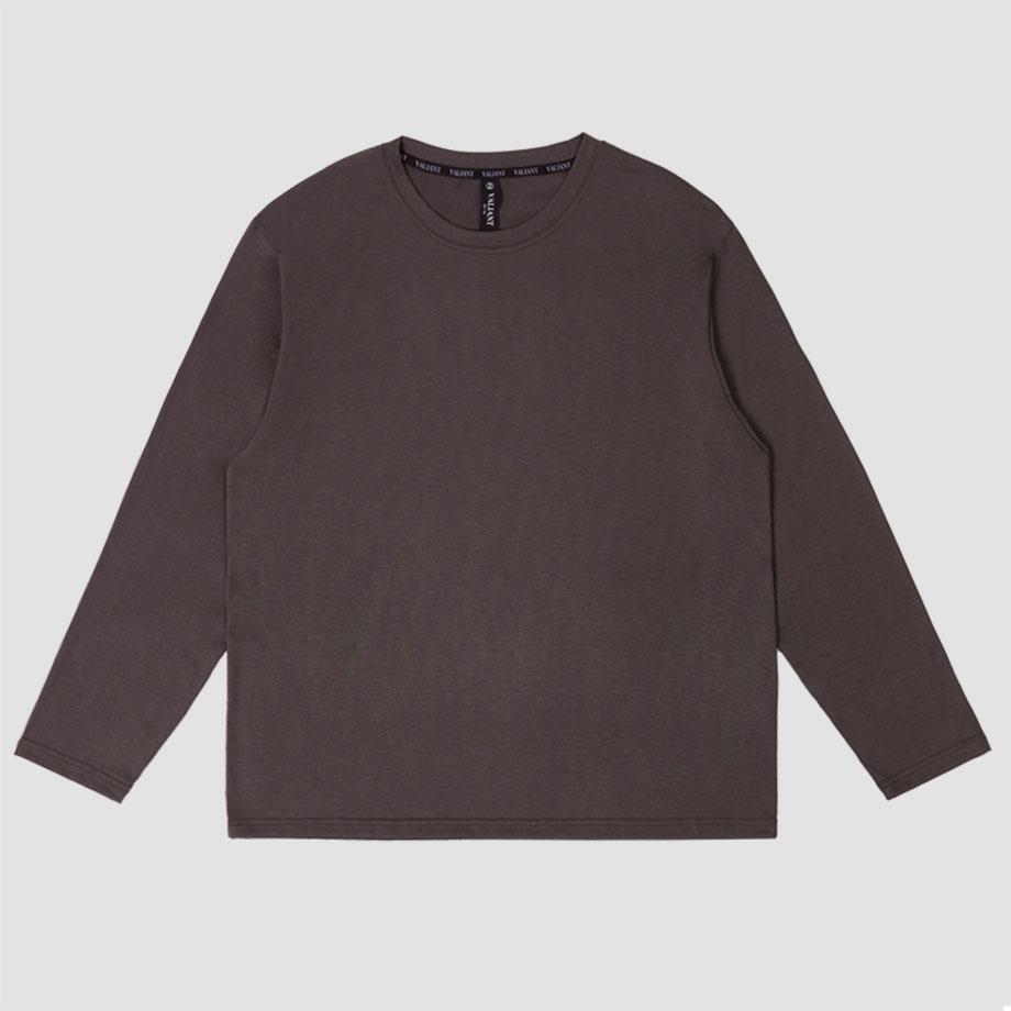 소프트 티셔츠 [brown]