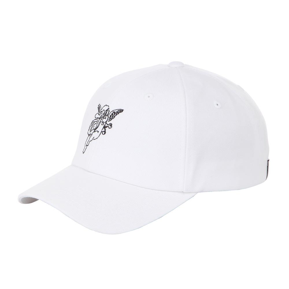 CUPID BALLCAP - White