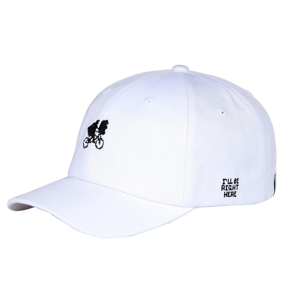 ET BASEBALL CAP - WHITE