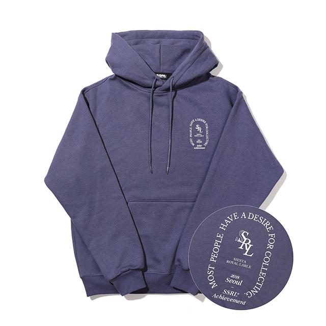 memorial hood / purple