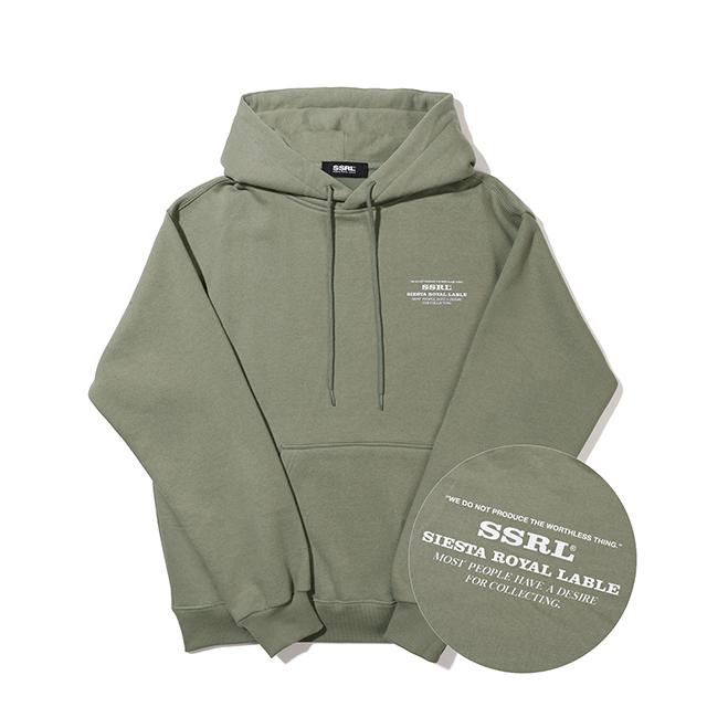slogan hood / olive