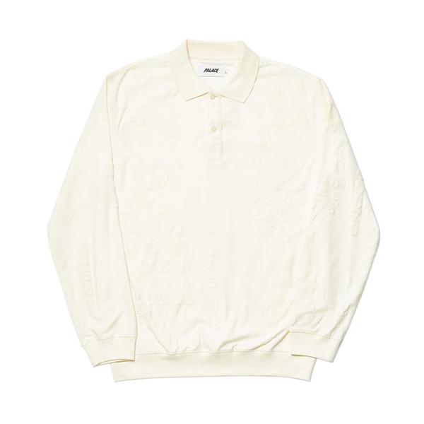 [해외]팔라스 스펙세이버 하프집 셔츠 화이트