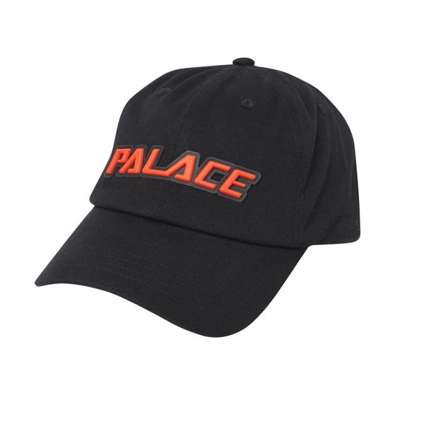 [해외]팔라스 에어 P-파넬 캡 모자 블랙