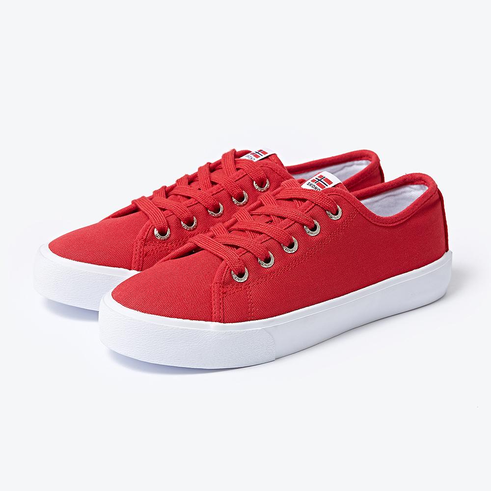 [스코노] WBSVL0007RD (RED) 스니커즈 운동화 단화