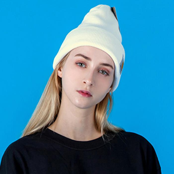 [칼하트 비니] (A18) ACRYLIC WATCH HAT-WWH