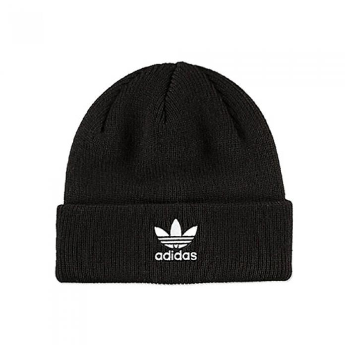 [아디다스 비니] ORIGINALS TREFOIL BEANIE-BLACK/WHI