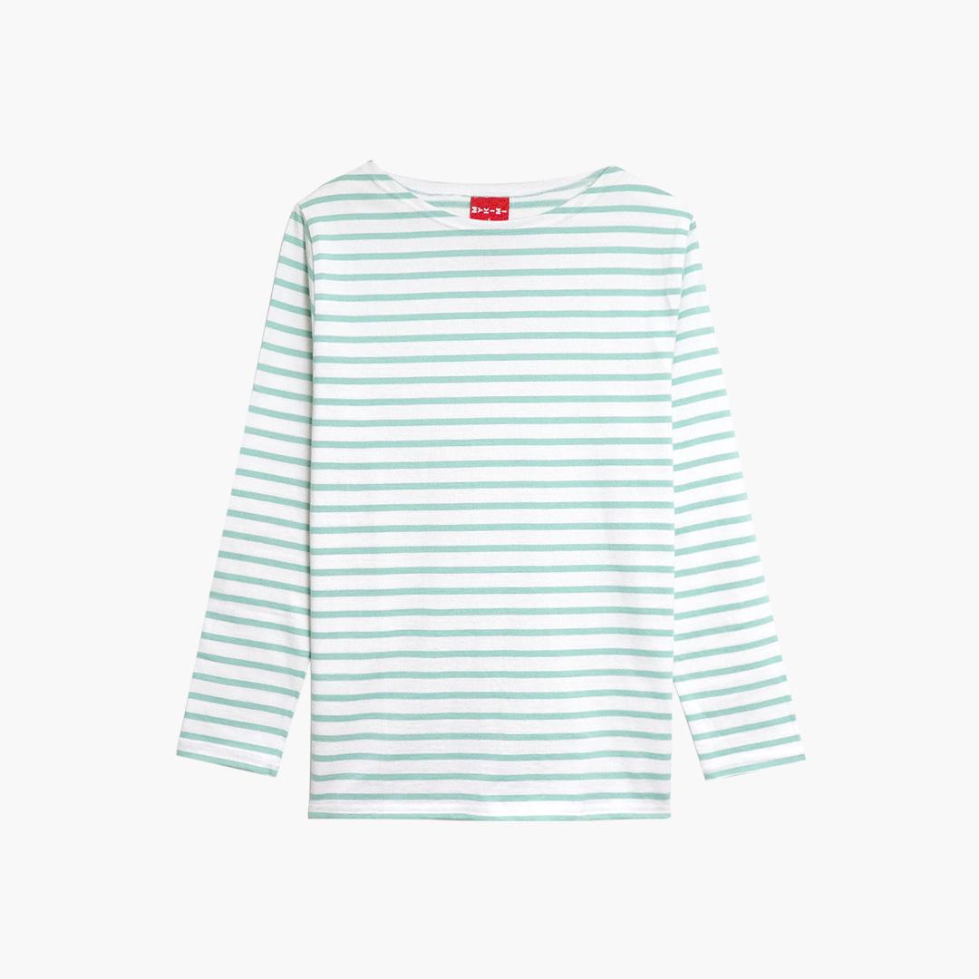 [결산세일]MYKIMI Pastel Stripe T-shirt 5 color