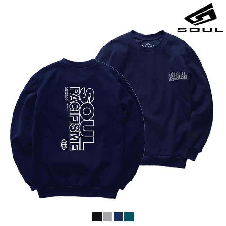 다소울 - EDGE SOUL - (SBMSO-3015) - 맨투맨