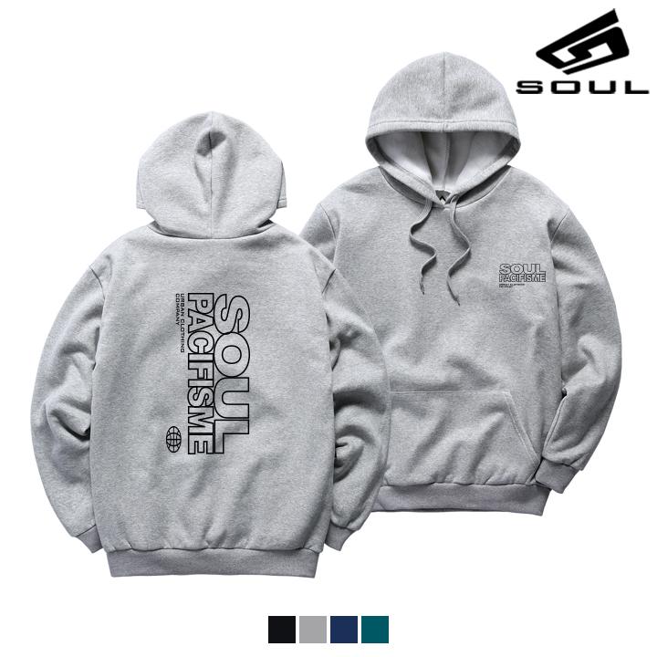 다소울 - EDGE SOUL - (SBHSO-3015) - 후드
