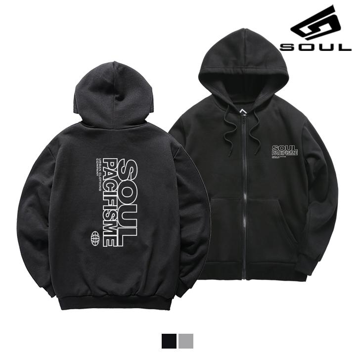 다소울 - EDGE SOUL - (SBJSO-3015) - 후드집업