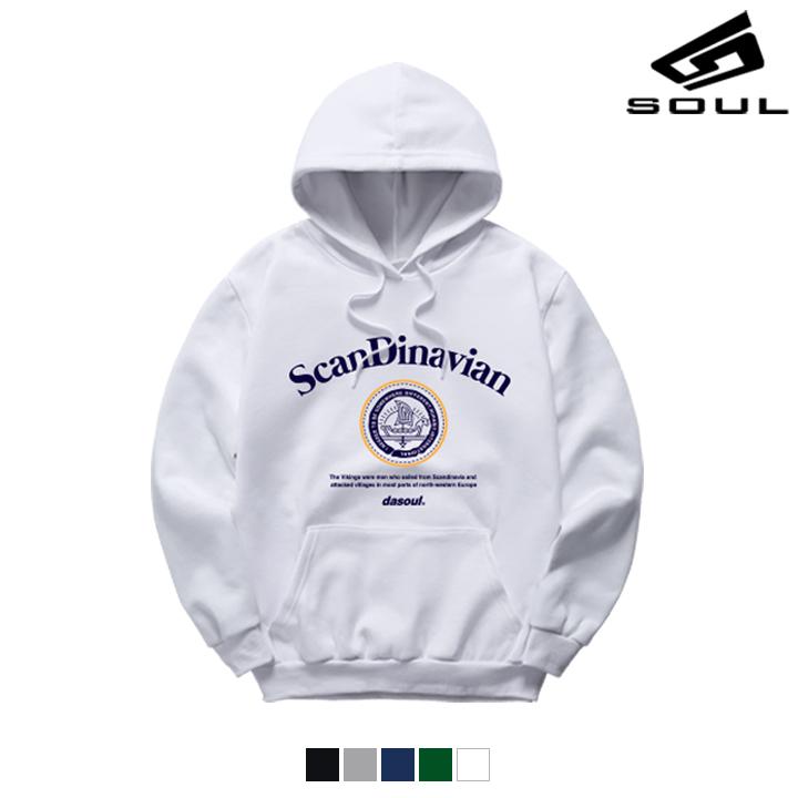 다소울 - SCAND - (SBHSO-3018) - 후드