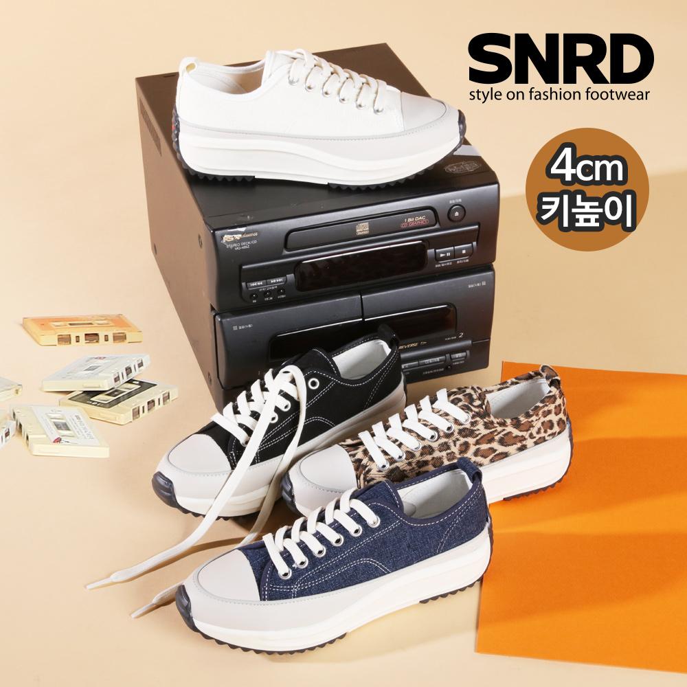 [단독할인][SNRD] 키높이스니커즈 캔버스화 SN572